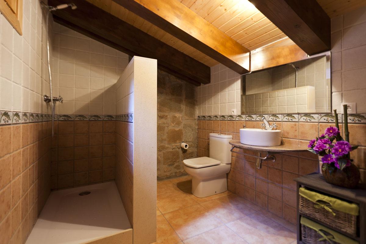 Bany ús privat habitació doble
