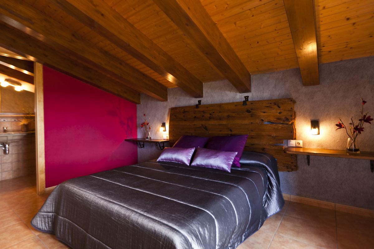 Habitació Doble amb bany i balcó